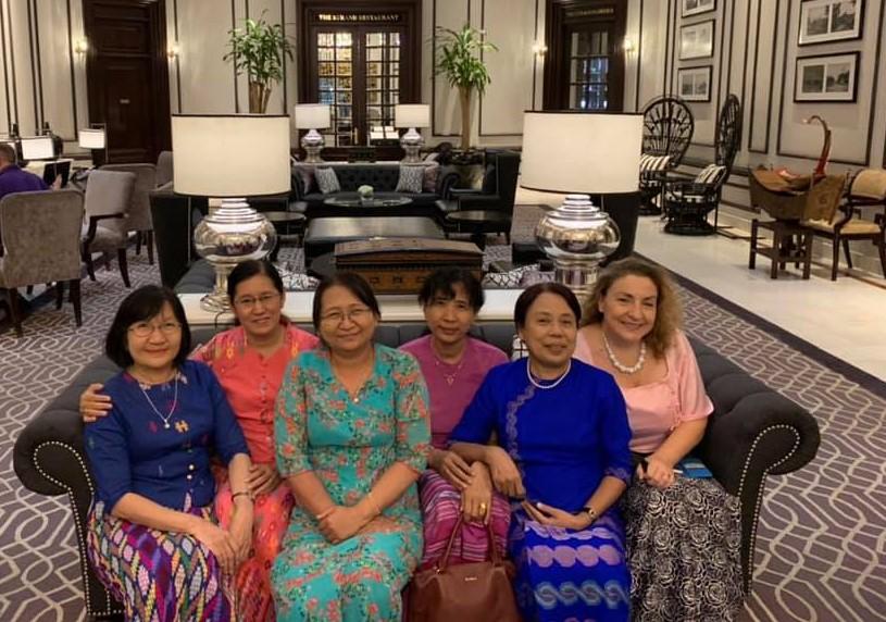 Women Engineers Chapter   Federation of Myanmar Engineering Societies